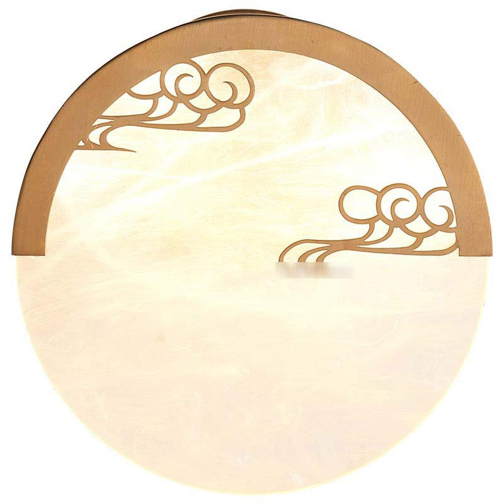 Wandleuchten,Einfache Runde Moderne Schmiedeeisenhotelschlafzimmer-Hallenausstellungsraumausgangsinnendekoration Der Led-Wandleuchte