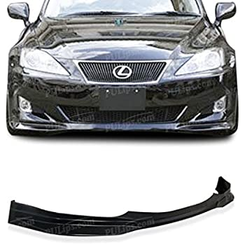 PULIps LXIS06FSPFAD - FSP Style Front Bumper Lip For Lexus IS 2006-2008