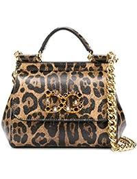 Women's BB6387AI648HA93M Multicolor Leather Handbag