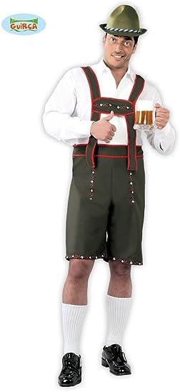 Disfraz de bávaro tirolés: Amazon.es: Juguetes y juegos