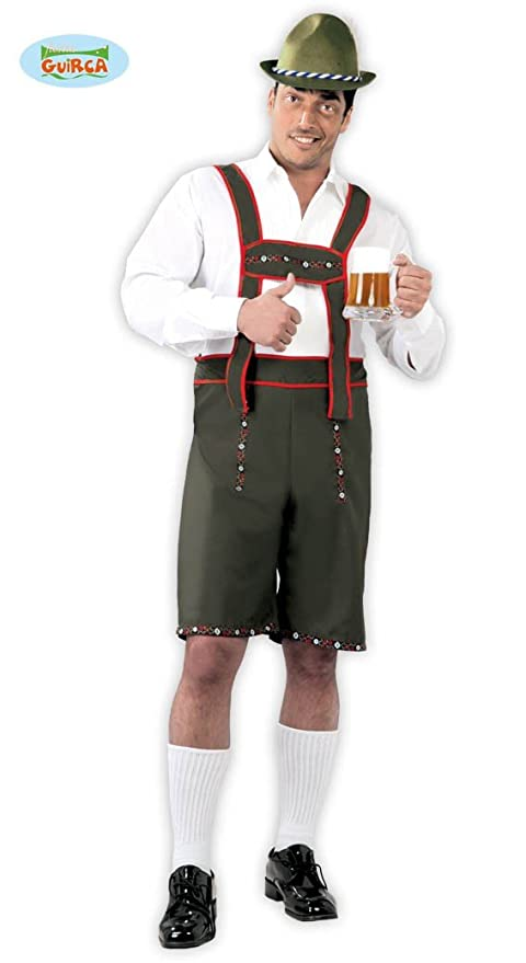 Tirolese costume bavarese  Amazon.it  Giochi e giocattoli 9fe743e3b4e