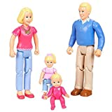 Best Doll Figures With Blonde Hairs - You & Me, Happy Family, Family Action Figure Review