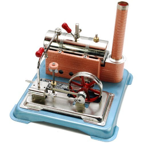 Jensen Toy Steam Engine Model 65 Hobby Craft Toys Made in America - Model Steam Engine Boilers