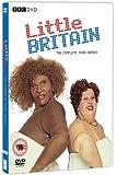 Little Britain - Series 3 (2 Disc Set) [DVD] [2003]