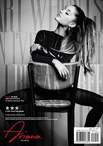 Ariana: The Book: Amazon.es: Grande, Ariana: Libros en idiomas ...