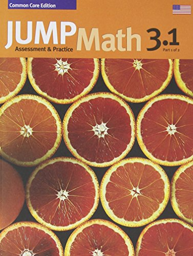 JUMP Math AP Book 3.1: US Common Core Edition