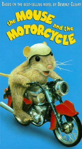 The Mouse and the Motorcycle [VHS]
