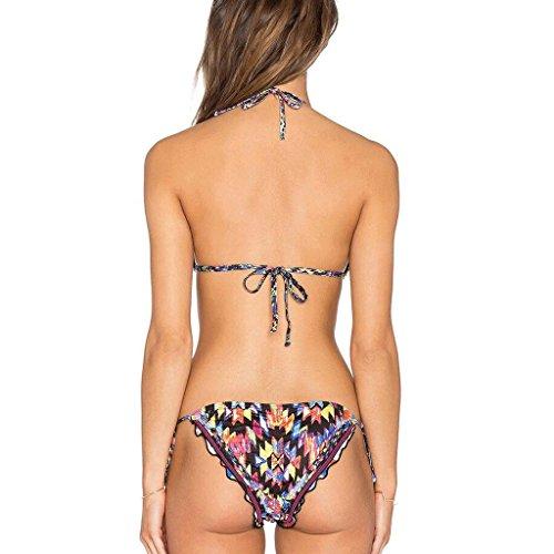 Moda traje de baño Split traje de baño Bikini Multi - color