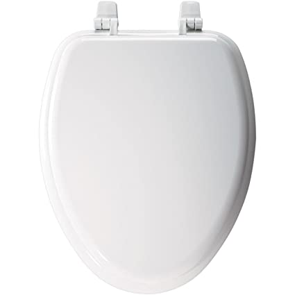 church brand toilet seat. Church 1400TTC 000 Elongated Wood Toilet Seat With Cover  White