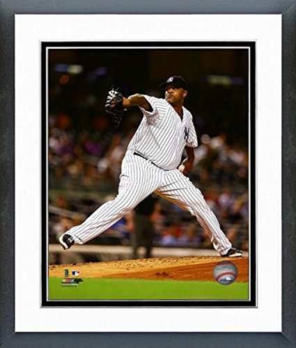 CC Sabathia New York Yankees MLB Action Photo (Size: 12.5