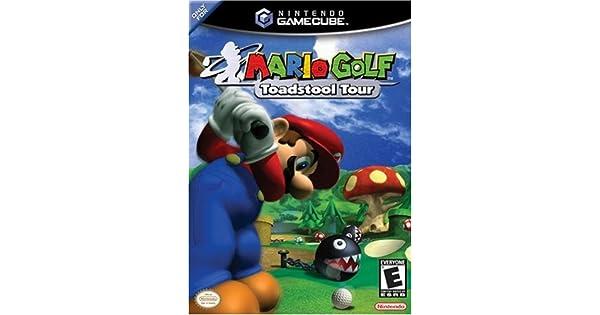 GameCube - Mario Golf Toadstool Tour: Amazon.es: Videojuegos