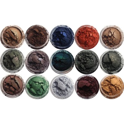 The Complete Hobbit Collection - Set of 15 Eyeshadows - Indie - Fashion Fare