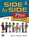 img - for Value Pack: Side by Side Plus 1 Student Book and Activity & Test Prep Workbook 1 (3rd Edition) book / textbook / text book