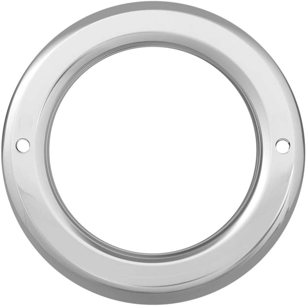 GG Grand General 80474 Standard Stainless Grommet Cover for 4 Inches Light