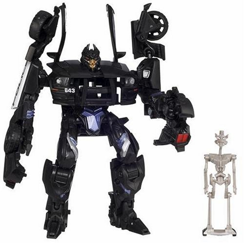 Hasbro Transformers Movie Deluxe Barricade