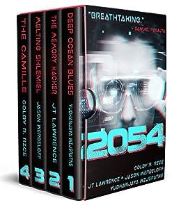 2054 by [Lawrence, JT, Wijeratne, Yudhanjaya, Rice, Colby R.