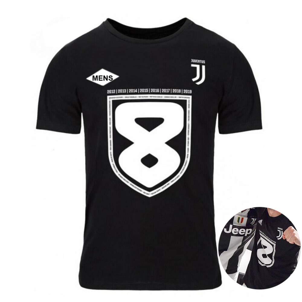 new concept 32953 72d77 Amazon.com : MaxaM Sky 2019 Juventus Celebratory Scudetto ...