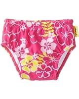 Baby Banz Baby Girls' Uv Swim Diaper Sun Blossom