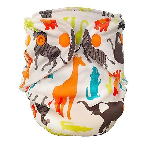 Image: Fuzzi Bunz Perfect Size Cloth Diaper   Stuff and go convenience   pocket design allows you to customize absorbancy based on baby's needs