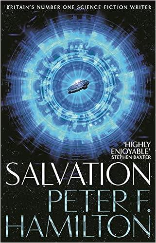 Descargar Salvation: The Salvation Sequence, Book 01 PDF