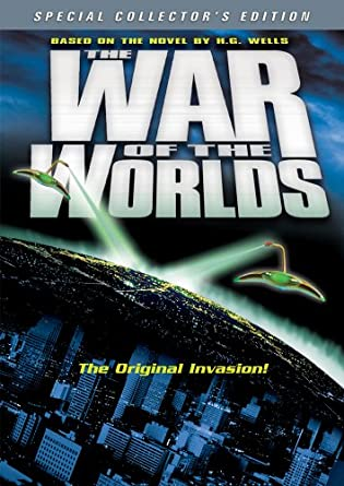 amazon com the war of the worlds special collector s edition rh amazon com