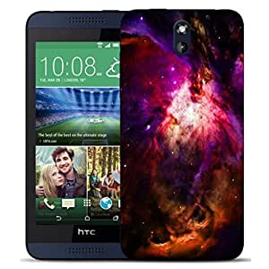 New Hard Printed BEAU ARTS Cover for HTC Desire 610 case - orbit & Stylus by icecream design