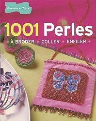 1001 perles à broder, coller, enfiler