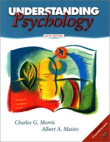 Understanding Psychology (6th Edition)