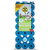 Bags On Board Dog Poop Bags | Strong, Leak Proof Dog Waste Bags | 9 x14 Inches
