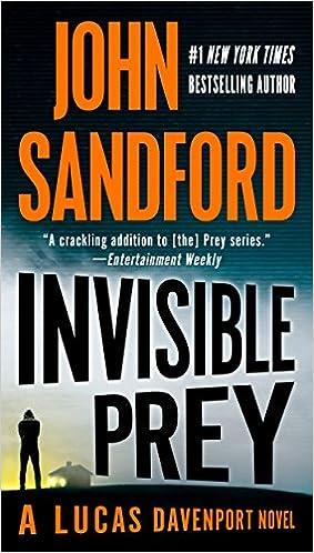 Amazon Invisible Prey A Novel 9780425221150 John Sandford Books