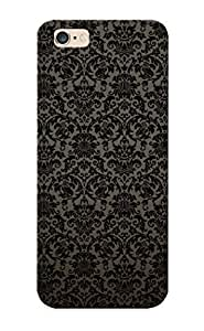 Fireingrass Case Cover Minimalistic Wall Patterns Victorian Damask / Fashionable Case For Iphone 6 Plus