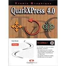 Quarkxpress 4.0 (CD) studio graphique