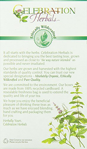CELEBRATION HERBALS Slippery Elm Bark Pwd Wc 65 gm, 2.29 ounce by Celebration Herbals (Image #3)