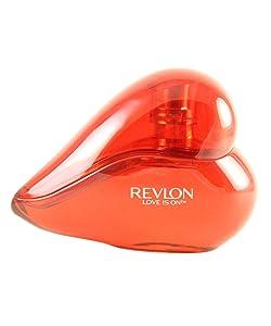 RevlonLove is On Eau de Toilette Spray, 1.7 Fluid Ounce