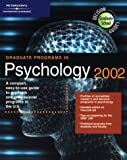 Psychology 2002, Peterson's Guides Staff, 0768906792