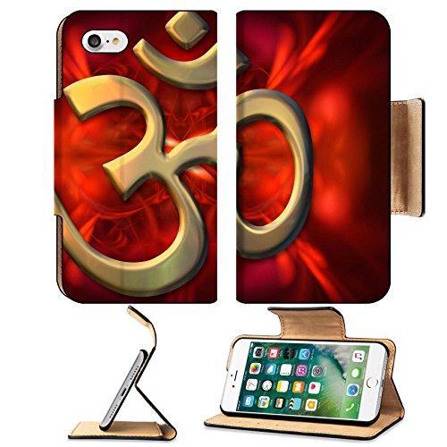 Luxlady Premium Apple iPhone 7 Flip Pu Leather Wallet Case iPhone7 IMAGE...