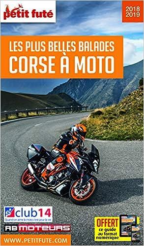 Amazon Fr Guide Corse A Moto 2018 Petit Fute Petit Fute Livres