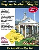 ADC The Map People Regional Northern Virginia: Steet Map Book (American Map Regional Street Atlas: Northern Virginia)