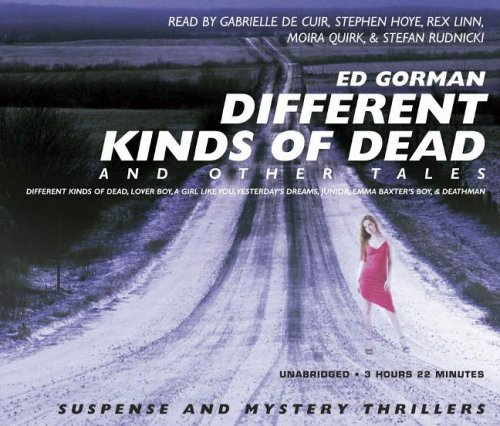 Download Different Kinds of Dead: And Other Tales pdf