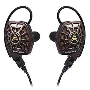 Audeze iSINE20 in-Ear | Semi-Open Headphone | with Cipher Cable and Standard/3.5mm Cable