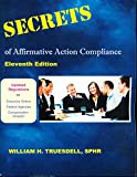 img - for Secrets of Affirmative Action Compliance (11th Ed) book / textbook / text book