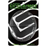 NEW Grayne Circle Snowboard Stomp Pad with Scraper Clear Superior Grip
