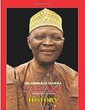 Dr. Abubakar Olusola Saraki( Waziri of Ilorin) in History, Noel Chukwukadibia, 1478395478