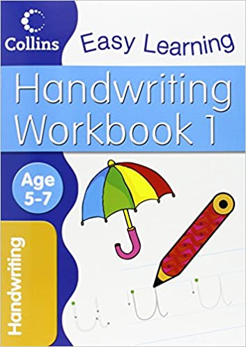Handwriting Workbook 1 (Collins Easy Learning Age 5-7)