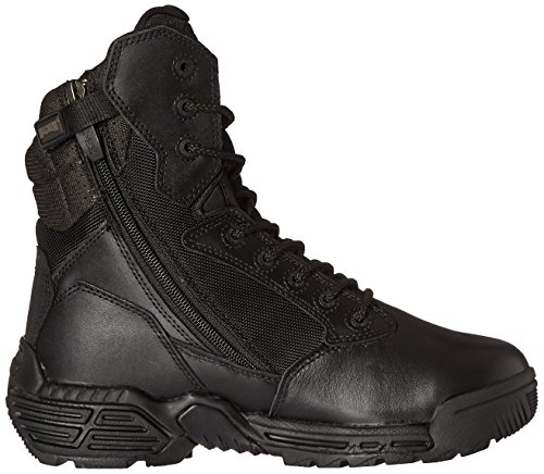 and Waterproof Military 8 Magnum Side Men's Force Shield Black Zip I 0 Boot Tactical Stealth TnFRPF0