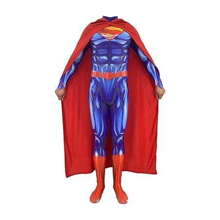 TOYSGAMES Disfraces Cosplay Liga de la Justicia Superman Hijos ...