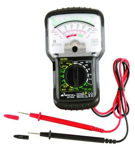 Actron CP7849 Analog Multimeter Tester