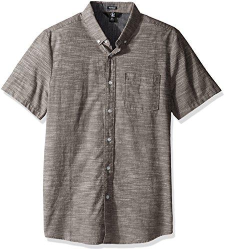 volcom-mens-everett-oxford-woven-short-sleeve-shirt-military-x-large