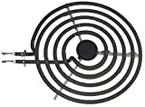 GRP STOVE 8'' SURFACE BURNER ELEMENT 2500 WATTS 5 TURNS Replacement for WHIRPOOL Parts # 660533, 9761345, 8053268, WPW10259865