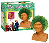 Chia Pet The Golden Girls - Rose Decorative Pottery Planter, Easy to Do and Fun to Grow, Novelty Gift, Perfect for Any Occasion